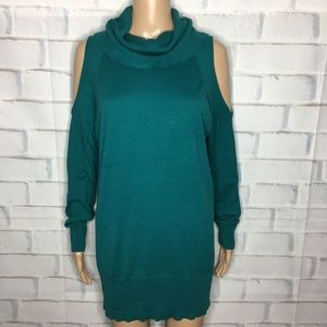 The Limited Cold Shoulder Sweater